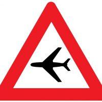 Nr. 129 Zemu lidojošas lidmašīnas