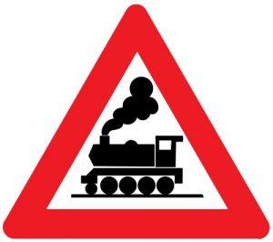 Nr. 133 Dzelzceļa pārbrauktuve bez barjeras