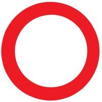 Ceļa zīme Nr. 302 Braukt aizliegts