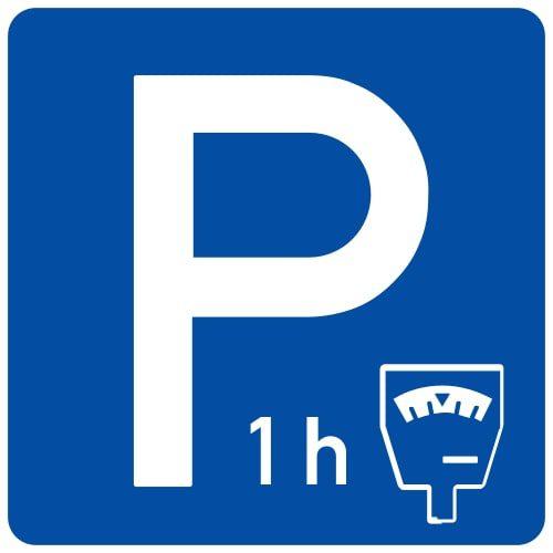 Ceļa zīme - Nr. 539 Maksas stāvvieta