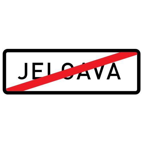 Ceļa zīme - Nr. 556 Apdzīvotas vietas beigas