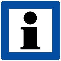 Ceļa zīme - Nr. 619 Tūrisma informācija