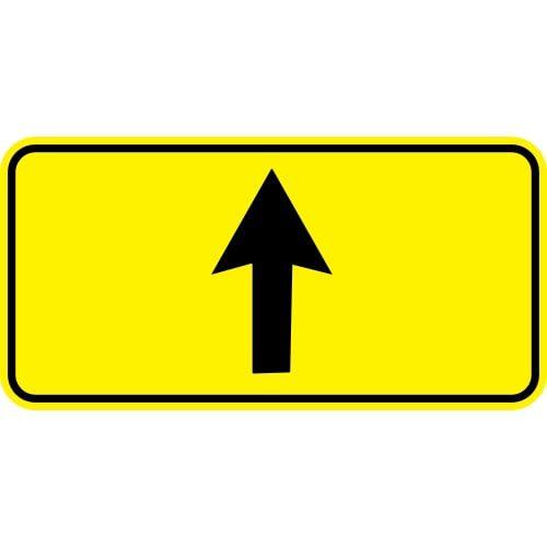 Ceļa zīme - Nr. 731 Apbraukšanas ceļa virziens