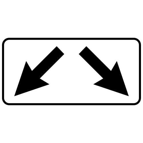 Ceļa zīme - Nr. 811 Darbības zona