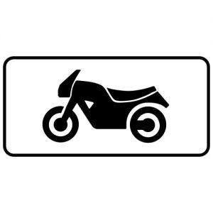Ceļa zīme - Nr. 823 Transportlīdzekļa veids