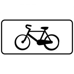 Ceļa zīme - Nr. 824 Transportlīdzekļa veids