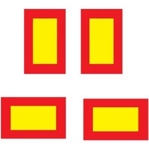 9d Piekabe (puspiekabe), kuras garums, ieskaitot jūgierīci, pārsniedz 8 m vai pilna masa pārsniedz 10 t