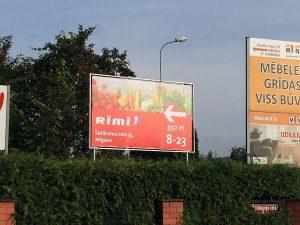 reklāmas baneris