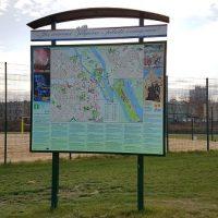 Kartes - informācijas stendi