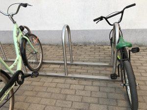 velosipēdu turētājs