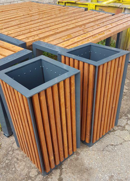 Atkritumu urna